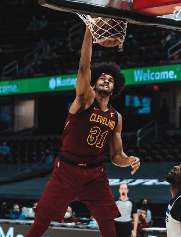 Cavaliers NBA 01/02/21