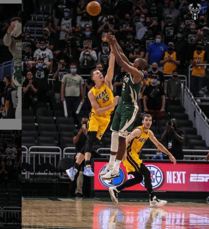 Bucks NBA Playoffs: 22/05/21