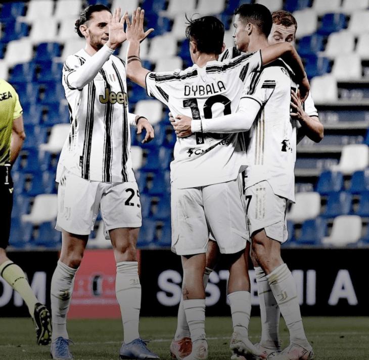 Juventus Serie A TIM 2020-2021: Jornada 36