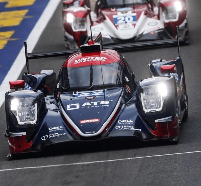 United FIA WEC: 6 Horas de Spa-Francorchamps