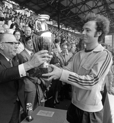 Alemania Eurocopa: Equipos Históricos