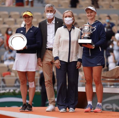 Final Roland Garros 2021: Final (WTA)