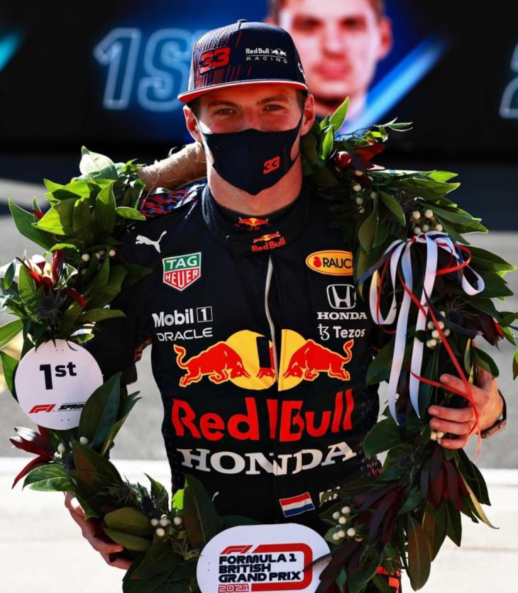 Verstappen Sprint Race: Gran Premio de Gran Bretaña