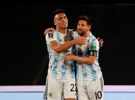 Argentina Eliminatorias Sudamericanas: Jornada 11