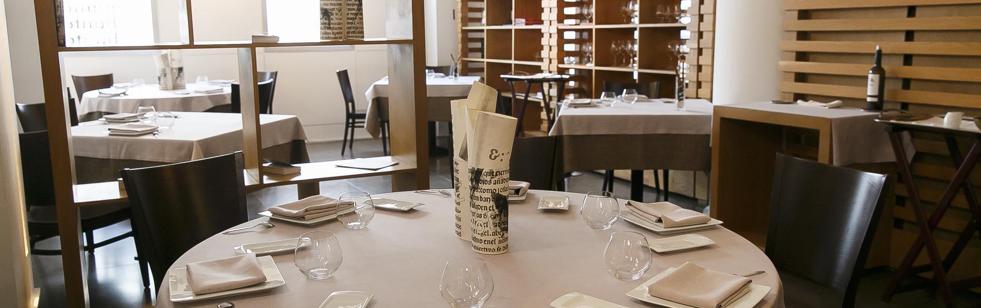 Restaurante Cocina Creativa Madrid