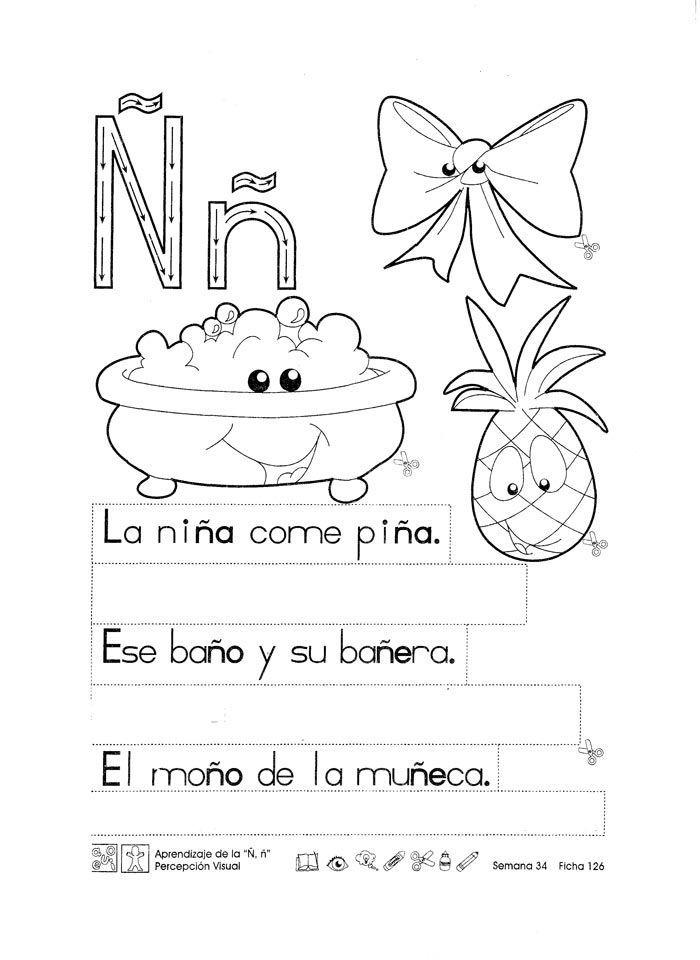 Único Letra C Hoja Para Colorear Viñeta - Dibujos Para Colorear En ...