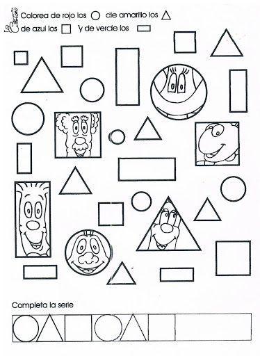 Dibujos De Las Figuras Geometricas. Perfect Geometra With Dibujos De ...