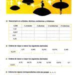 ejercicios fracciones operaciones básicas