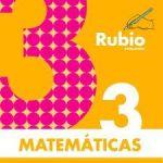 matemáticas 3 cuaderno rubio