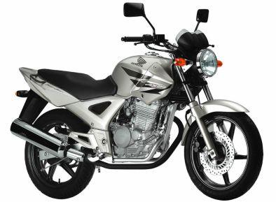 Honda CBX 250 Seguro