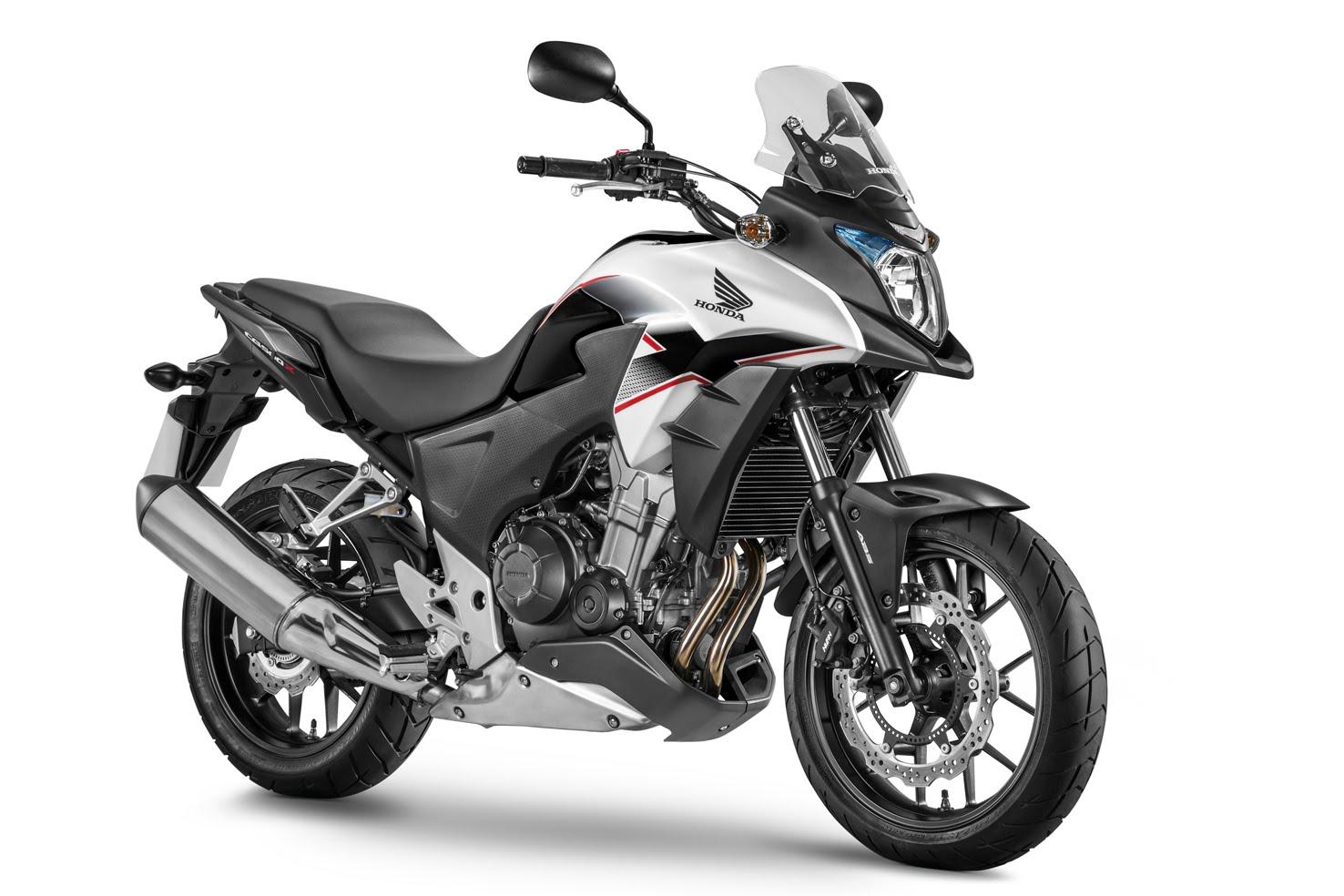 Ficha tcnica da Honda CB 500 X 2014 a 2020