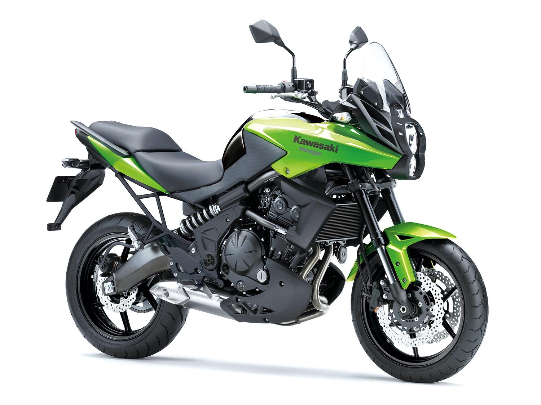 Ficha técnica da Kawasaki Versys 650 2010 a 2014