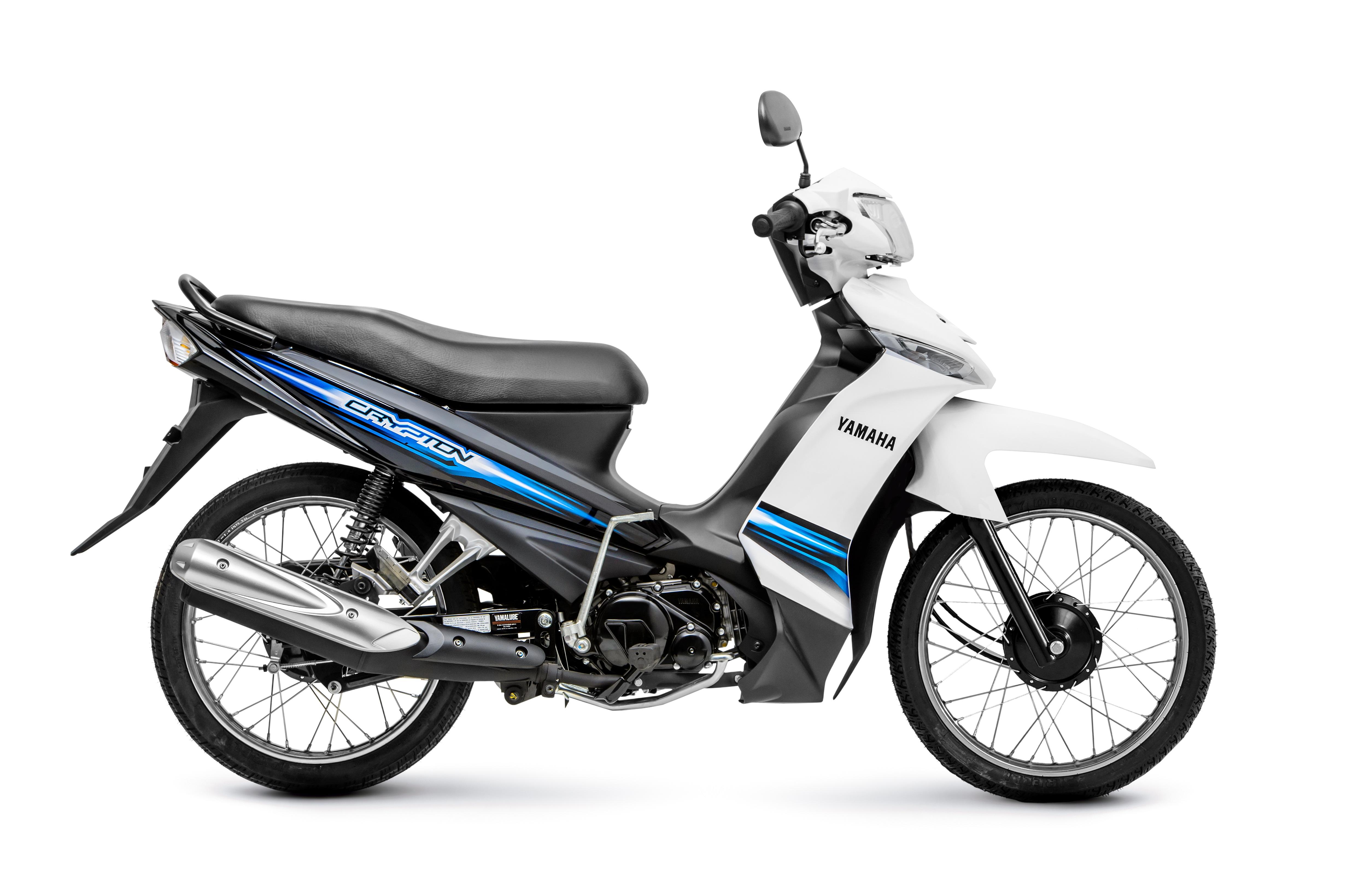Ficha técnica da Yamaha Cryption K 2010 a 2020
