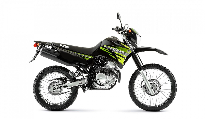 Ficha técnica da Yamaha XTZ 250 Lander X 2007 a 2011
