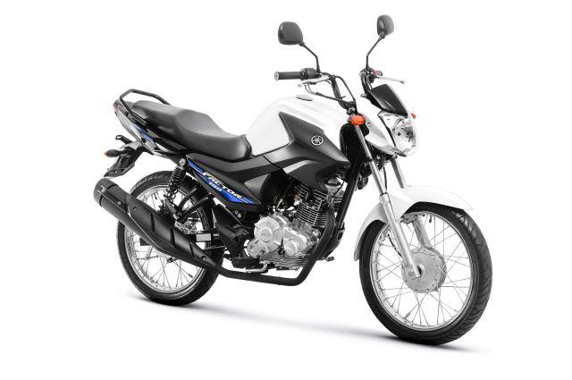 Ficha técnica da Yamaha Factor 150 E 2016 a 2018