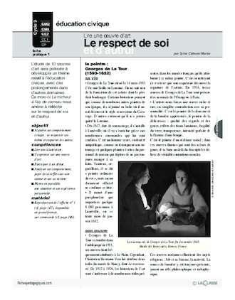 Emc Le Respect Cycle 3 : respect, cycle, Texte, Respect, Cycle