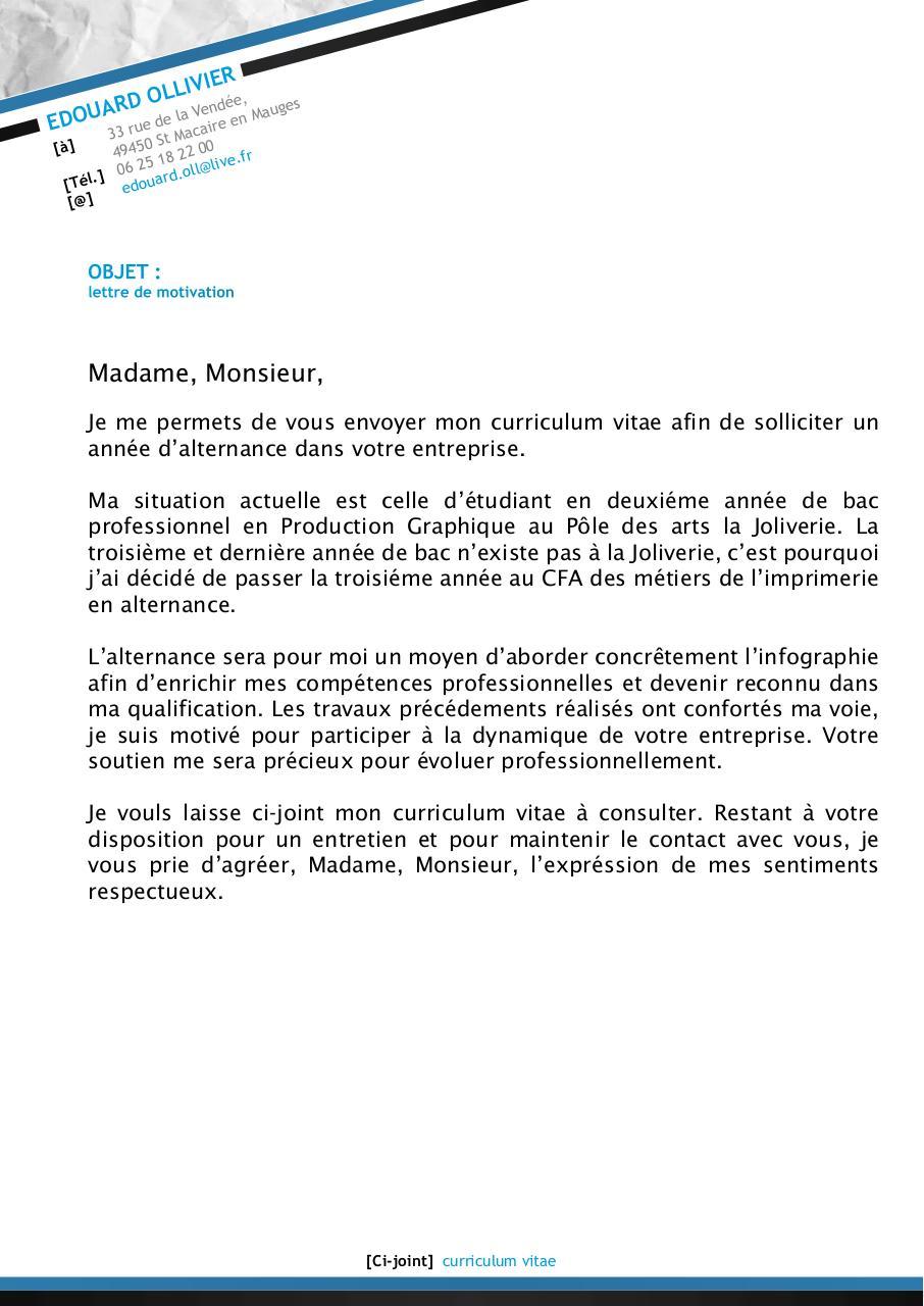 Lettre De Motivation Gendarmerie Gav : lettre, motivation, gendarmerie, Lettre, Motivation, Gendarme, Adjoint, Volontaire, Exemple, Trust