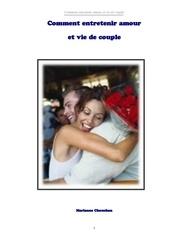 Comment Faire Durer Son Couple : comment, faire, durer, couple, Comment, Faire, Durer, Amour, Couple, EMMANUEL, Fichier