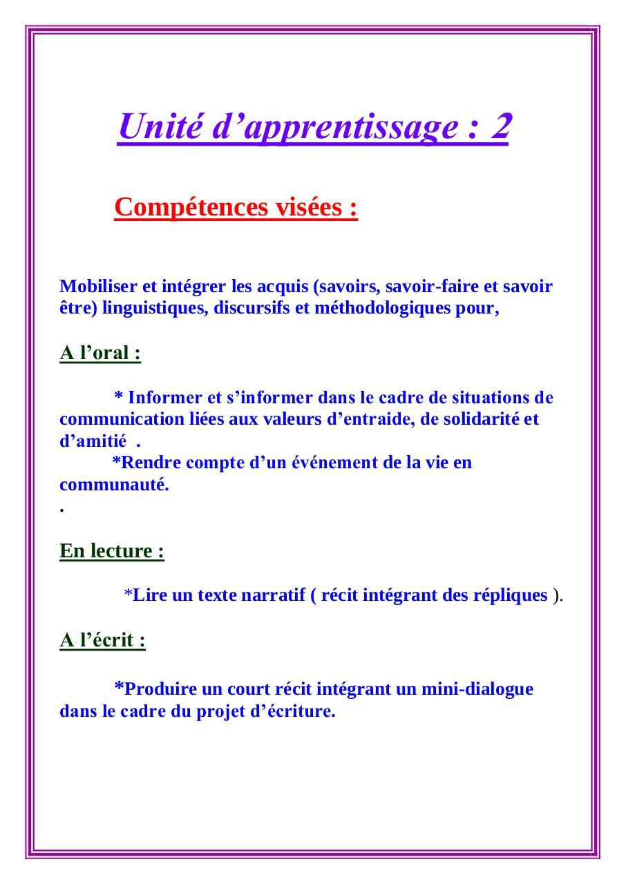 Dialogue Dans Un Récit Exemple : dialogue, récit, exemple, Télécharger, Dialogue, Récit, Exercices, Gratuit, PDFprof.com