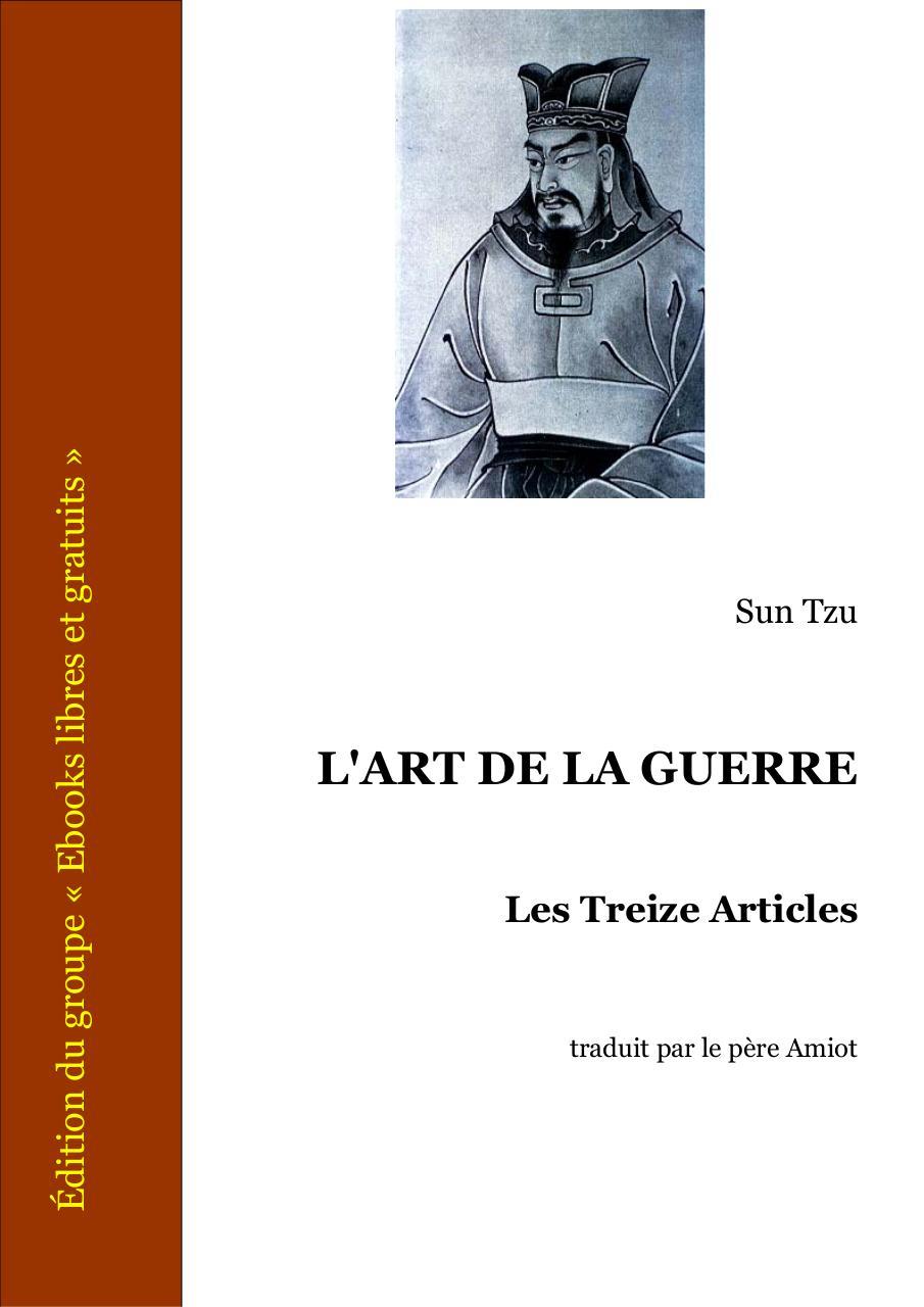 L Art De La Guerre Sun Tzu Pdf : guerre, Guerre, Fichier