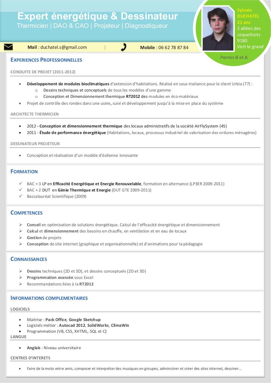 cv google documents