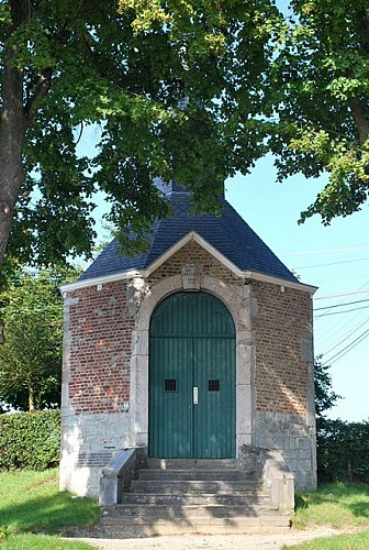 Obus Porte De La Chapelle : porte, chapelle, Lieux, Historiques, Chapelle, Sainte-Anne, Limbourg