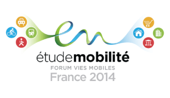 Etude mobilité Grand Lyon 2014