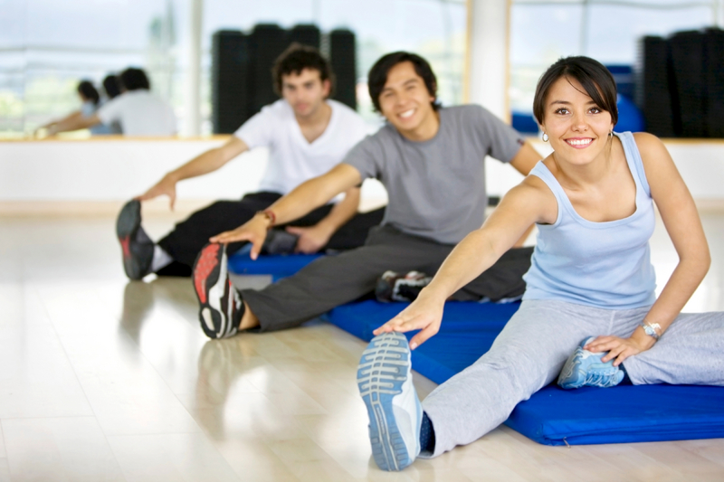 Health And Fitness Make Yourself Healthy And Fi