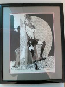 framed ink fool me once