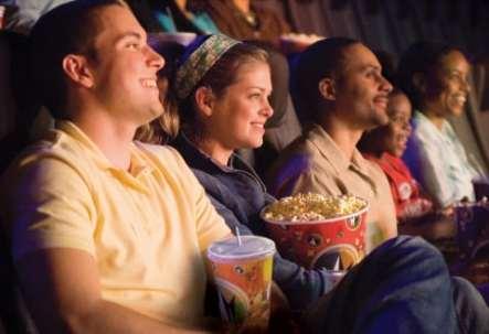 Advantage of GST on entertainment