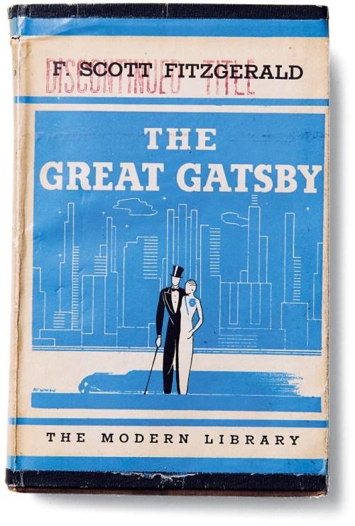 FA Gatsby Cover
