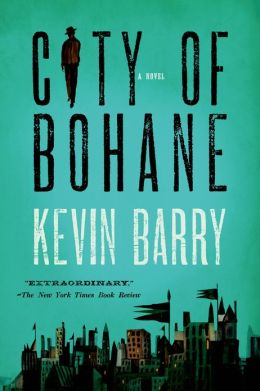 City of Bohane paperback