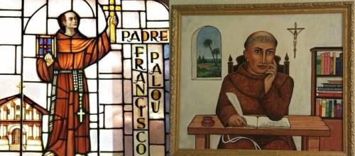 Francisco Palou : Juan Crespi