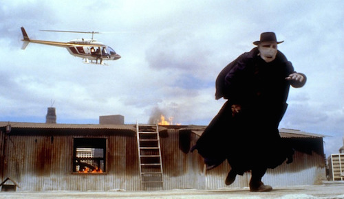 Darkman helicopter