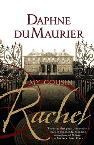 My Cousin Rachel cover