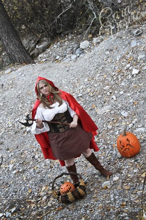 Little Red Riding Hood // Jennifer Smith