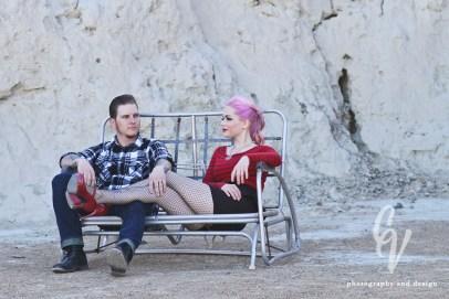 David & Jasmin: Las Vegas, NV