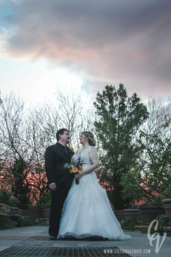smith-pulsipher wedding: springs preserve, las vegas