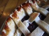 Glossy Pie Crust
