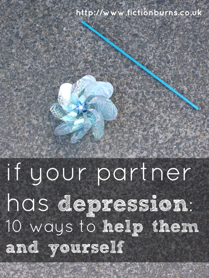 if your partner has depression...