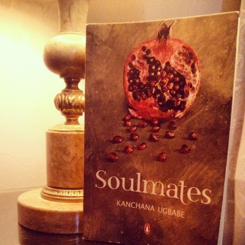 I  discovering #goodreads. Soulmates, Kanchana Ugbabe's first collection of short stories, is a 13-part study in the notion of belonging. Her stories are steeped in intuition, gullibility, life-lessons and unassuming wit. Not terribly new in concept, #mustread if you enjoy writing that triggers springs of thought somewhere in your mind. My favourite is Exile, the tale of figuring out which side of the insider-outsider line you are.Rating: 3/5