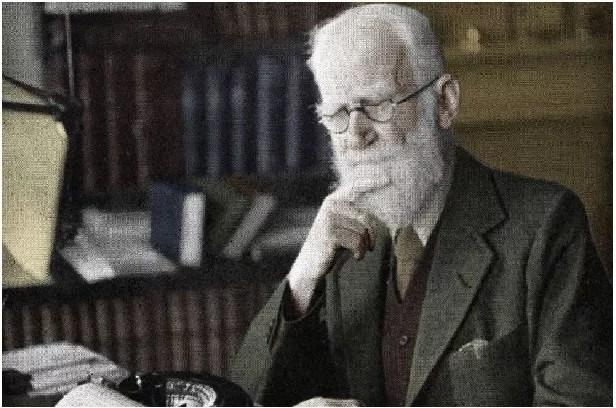 George Bernard Shaw Fictionistic.com