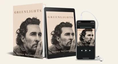 Greenlights, fictionistic.com pdf download read online book
