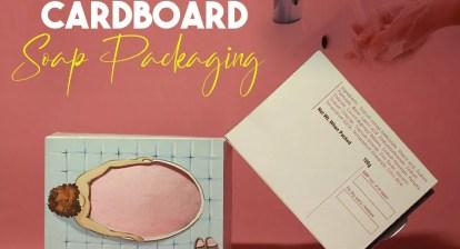 cardboard soap packaging