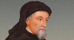 English Poet Chaucer Life Biography Poetry Fictionistic
