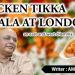CHICKEN TIKKA MASALA AT LONDON