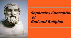 Sophocles Conception of God and Religion