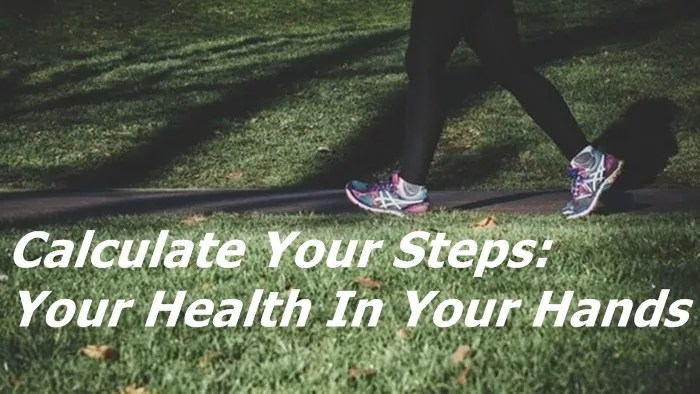 Calculate Your Steps