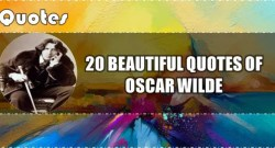 Quotes of Oscar Wilde