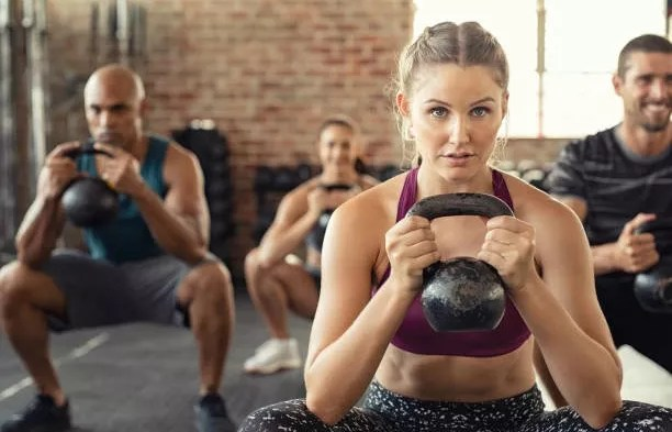 fat camp for moms, Fitness trend has become increasingly popular